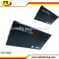For Laptop HDD usb2.0 3.5'' SATA HDD case/Hard Disk Enclosure/Caddy with BIG PCB