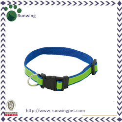 Nylon Reflective Dog Collar for Small Dogs