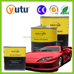 YUTU Advanced and high quality Car Paint Mixing System and spray paint wholesale for cheap Sale