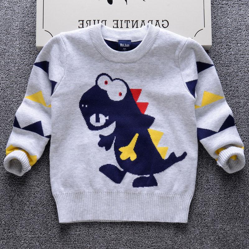 Envío libre 2016 últimos diseños suéter patrón de la historieta del ...