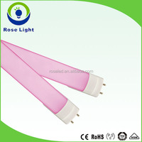 1200mm T8 LED pink tube for meat and fresh food