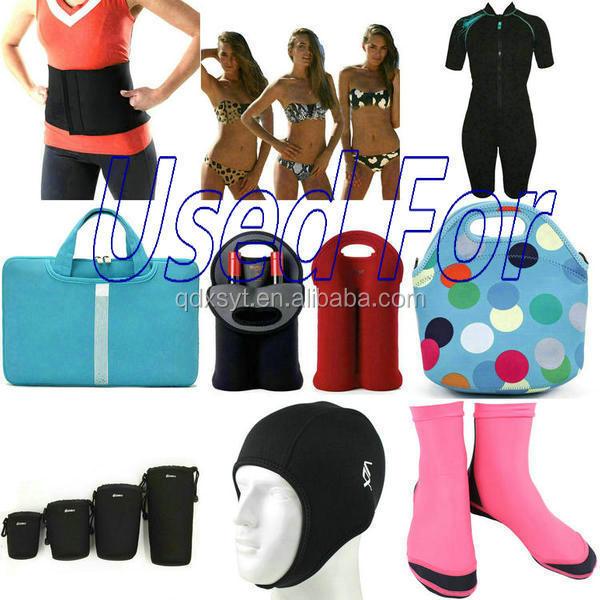 Toutes les couleurs sbr qualité Bikini néoprène tissu