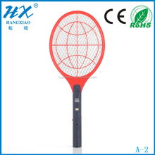 zhejiang Hot selling red 2AA battery battery mosquito racket A-2