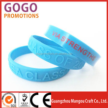 Popular Promotional Gifts Cheap Custom Event Silicone Wrist Band, manufacture cheap customized silicone mosquito hand bands