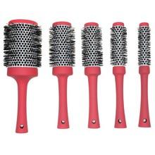 whosale hair round brush men wave brushes