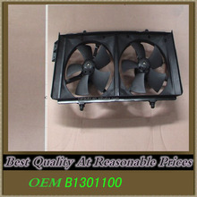 Electronic fan with wind deflector for Lifan 620 spare parts