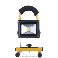 LED Cast emergency flood lights cheap high charge lamp