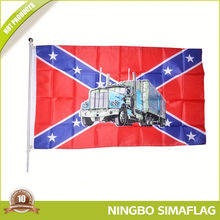 Stable performance factory directly teardrop style outdoor advertising flag