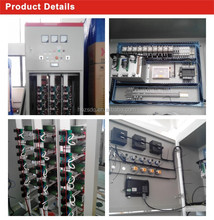 SGQ soft starter control for high-voltage cage motor