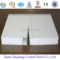 Insulated aluminium sandwch panel