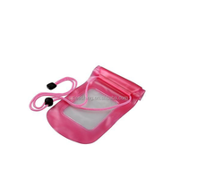 Wholesle high quality waterproof phone pouch