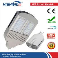 Bridgelux led design energy saving luz de calle llevada