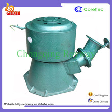 5kw Hydraulic Electricity Generator 10-25m Water Head Permanent Magnet Turgo Water Turbine
