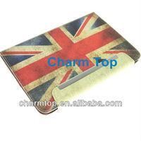 Vintage Series PU Leather UK Flag Case for Apple iPad Mini Case