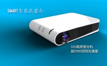 Smart Projector with 320cd/m2 and more than 2000lm