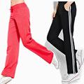 Colores pantalones de yoga, pantalones basculador y chándal sueltas