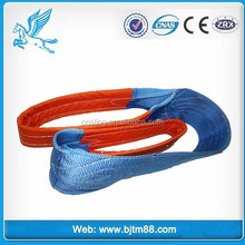 Belt type of Webbing Sling to be used in luggage lifting(flat webbing sling)