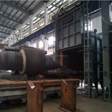 Used for standard parts,gears,bearings, needles,etc.industrial heat treatment furnace,RT2-300-9 bogie-hearth resistance furnace