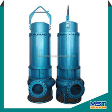 Frequency conversion pond submersible pump