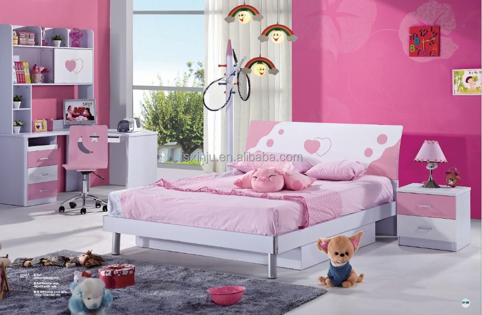 Modele chambre fille 6 ans avec des id es int ressantes pour l - Chambre de fille de 8 ans ...