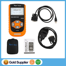 Professional Diagnostic tool VS550 VgateScan Scan Tool OBDII OBD2 OBD Code Reader Scanner VS 550 Read & Clear Trouble Codes