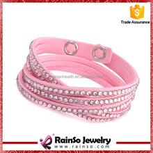 2015 New Handmade Stable Wrap Bracelet Factory Price
