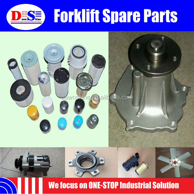 forklift spare parts quote  nissan forklift spare parts