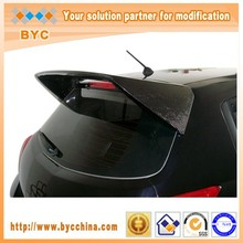 Carbon Fiber Big Roof Spoiler Car Spoiler For Nissan Tiida 2005-2007 Car Spoiler