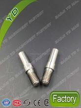 furniture and screw hex head din933 best quality titanium bolts