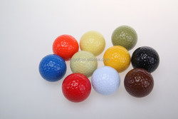 Newest Lady golf ball mini golf ball for practice golf ball OEM any logo