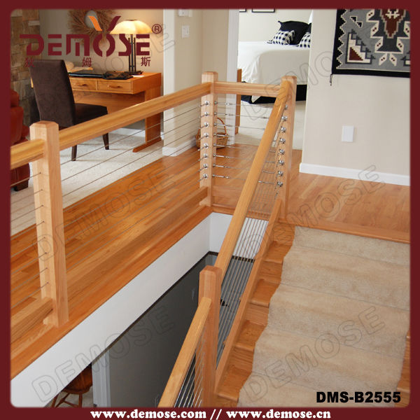 Image Result For Cable Railing Interior Stairs