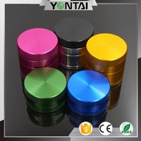 USA innovative top grade unibody wholesale herb grinder
