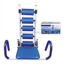 Abdominal Exerciser Workout Trainer Machine Chair / Fitness Home Gym Core Excercise Machine