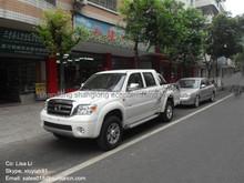 China Made Manual Gear Box Diesel 4wd pickup -LHD