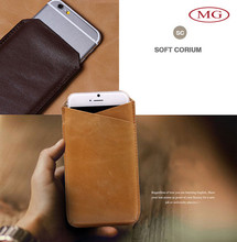 sleeves for iphone 6&6 plus,wholesale genuine leather sleeves for iphone 6&6 plus