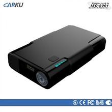 Carku Best selling products Slimmest 12V mini emergency car jump starter for car