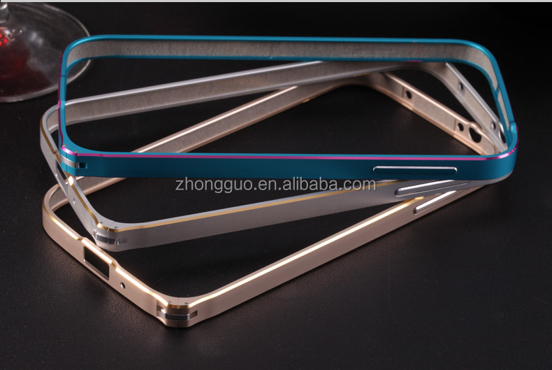 2014 Shenzhen aluminum for s4 mini case