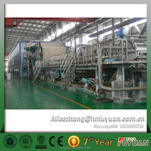 25~30T/D high quality and china supply A4 paper making machine, copier paper making mill, culture paper making line
