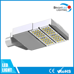 IP65 outdoor module led street lamp 150W bridgelux chip meanwell driver
