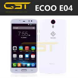 Dual SIM Mobile Phone 4G 5.5Inch ECOO E04 Plus Octa Core Android 5.0 RAM 3GB ROM 16GB
