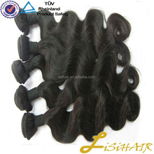 Large Stock for Prompt Delivery Unprocessed Virgin Brazilian Hair Straight