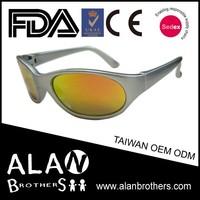 For McDonald Promotion Custom Logo Italy Design CE Sunglasses UV400