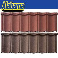 Chinese metal roofing metal roof tiles price, roof tile elevator for sale