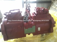 Hyundai R160LC-7 pompe hydraulique, R160-7 R160LC pelle pompe principale,