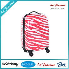 Custom Cheap Custom royal luggage trolley case For Sale