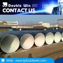 factory best price API 5L / ASTM A53 Gr.B Spiral Steel Pipe
