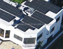 Small portable solar lighting system 5W portable solar lighting kit for camping 10000w