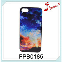 China Yiwu factory wholesale fashion design colorful plastic oil painting china factory cell phone cover,low price phone shell