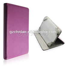 High quality leather case for 7 inch cover pouch for tablet pc
