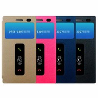 Hot selling leather case for SamSung GALAXY NOTE 3 N9000, Mobile phone leather case for SamSung GALAXY NOTE 3 N9000